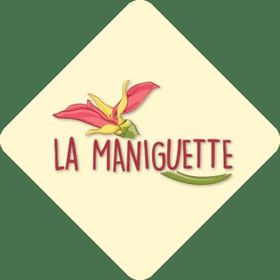 Logo bas de page Restaurant La Maniguette